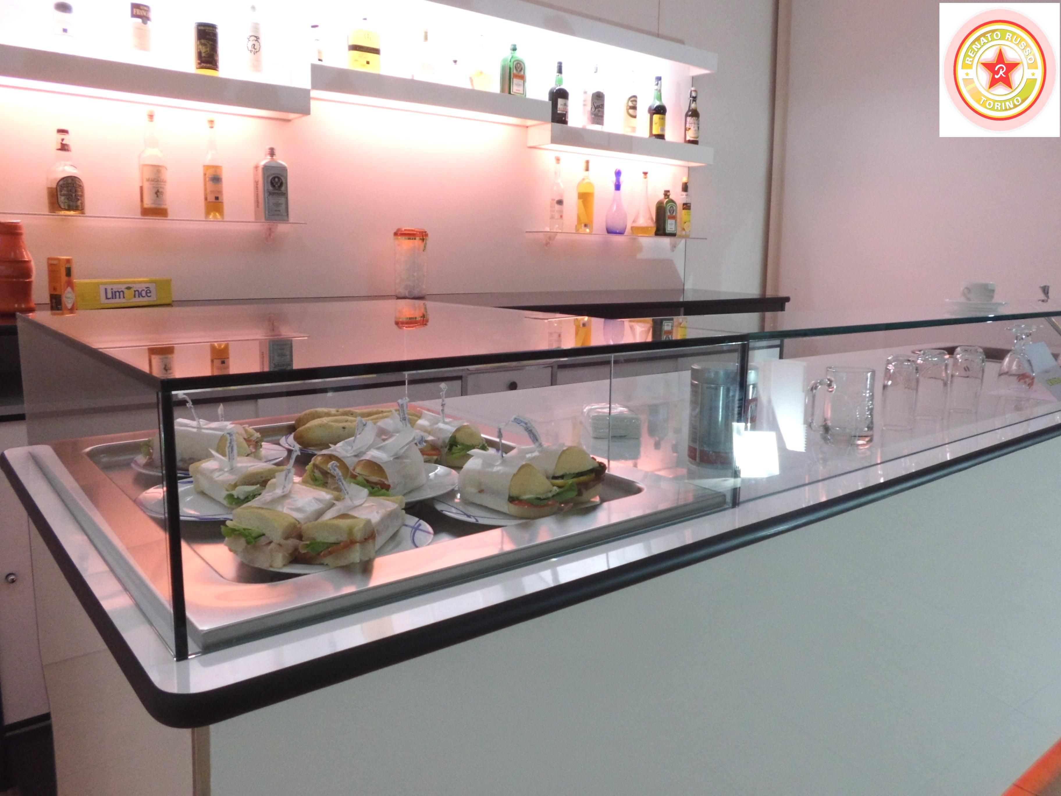 Produttori banchi bar dal 1980 renato russo torino for Banchi bar e arredamenti completi