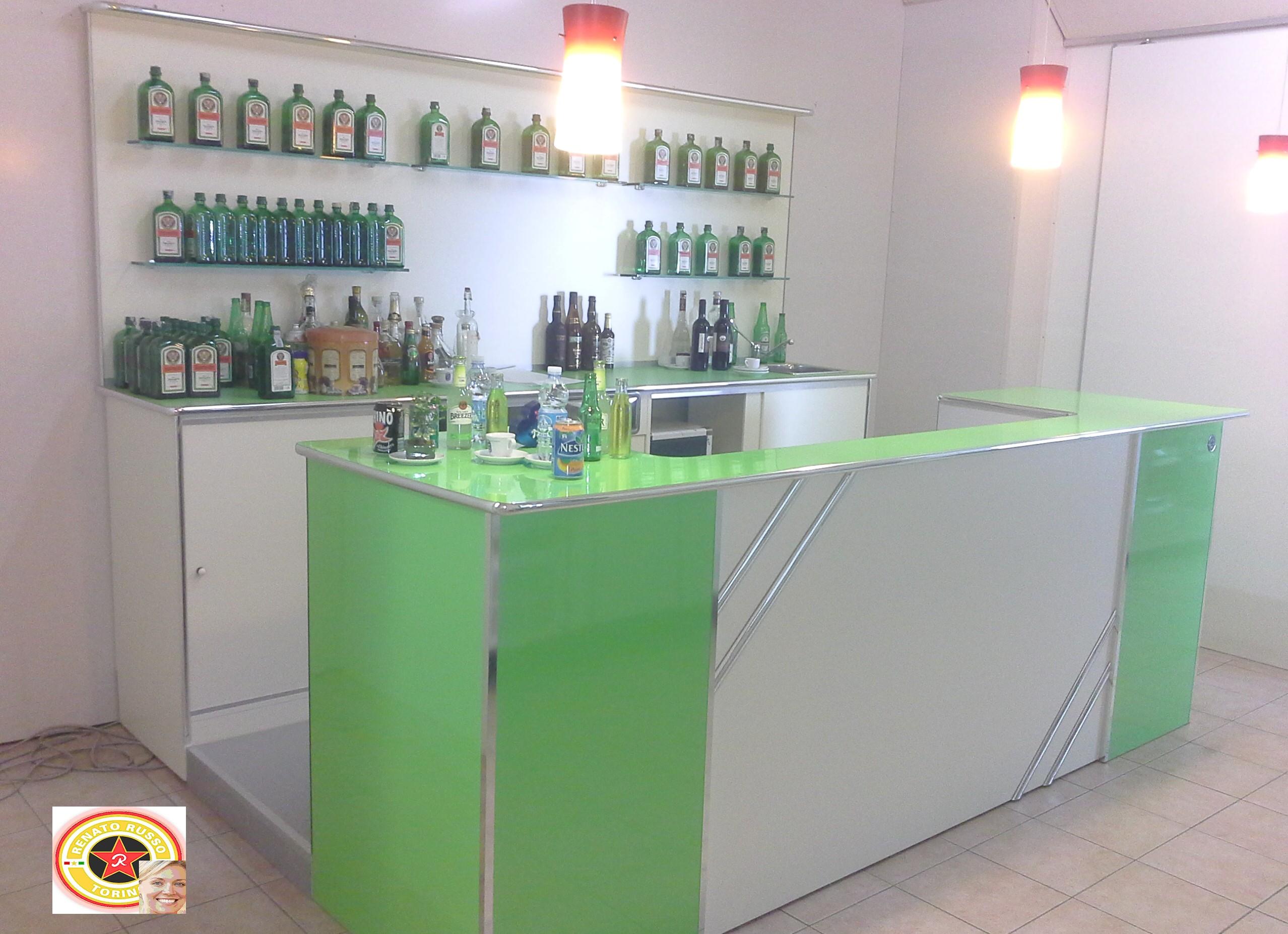 Produttori Banconi Bar, dal 1980 RENATO RUSSO TORINO ...