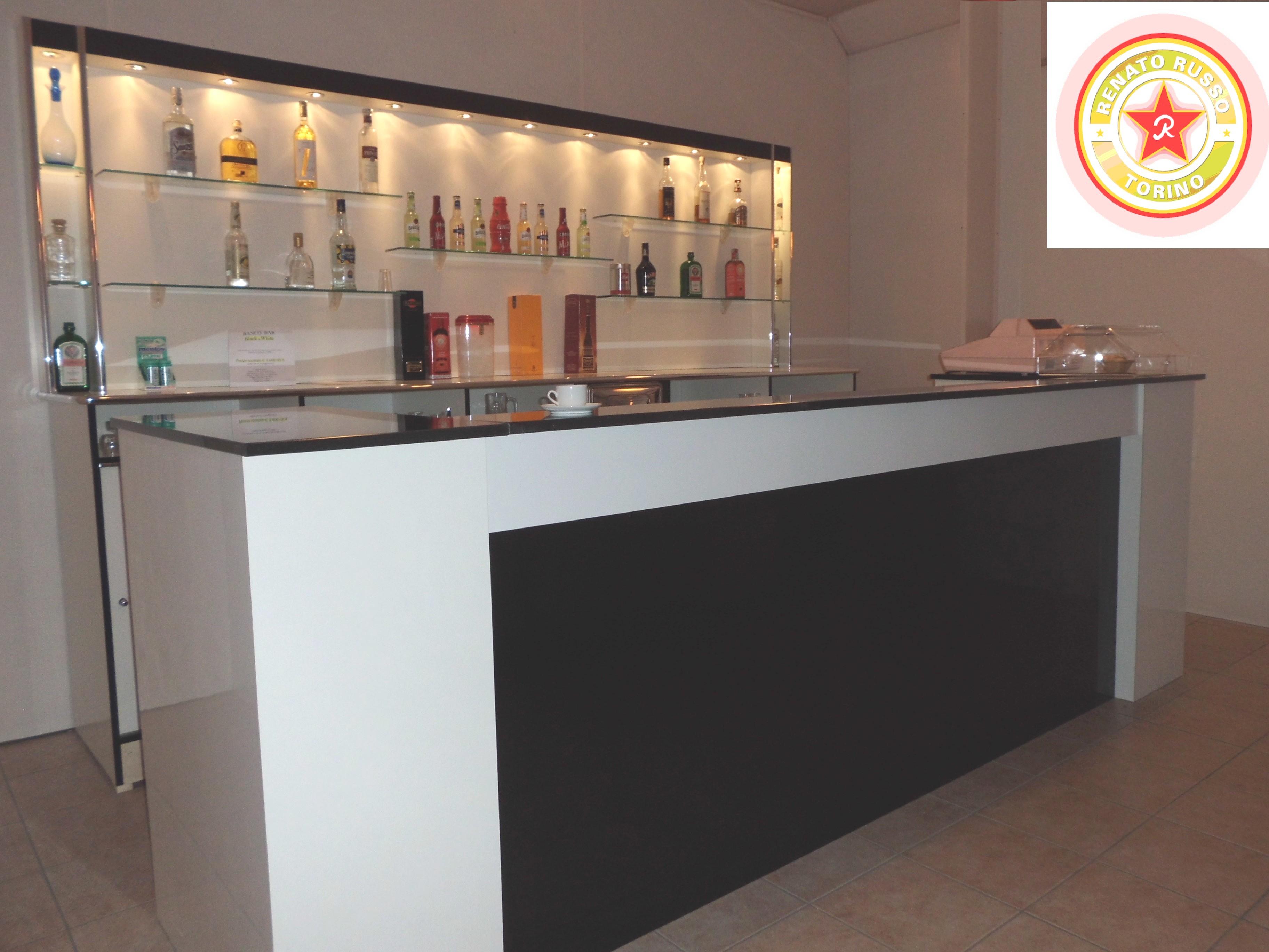 Produttori banchi bar dal 1980 renato russo torino for Renato russo arredamenti